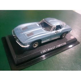 Chevrolet Corvette - Auto Collection - Del Prado 1:43