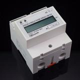 Medidor Consumo Kw Energia Monofásico Bifásico 110/220v 100a