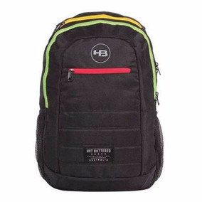 Mochila Hb G Black/red - Ref 37137