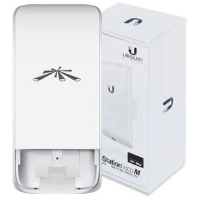 Enlace Wifi Ubiquiti Nanostation Loco M5 Airmax Cpe Wireless