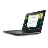 Chromebook Dell 11.6 Hd Led, 4gb Ram, 16gb