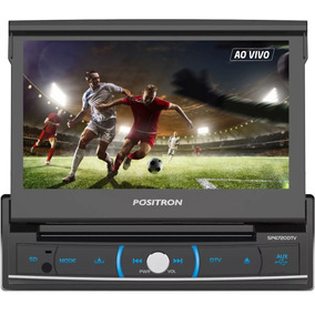 Dvd Player Sp6720dtv Pósitron 7