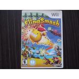 Fling Smash Nintendo Wii Y Wii U