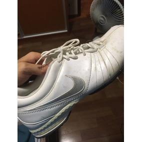 Sapatênis Nike Couro Branco