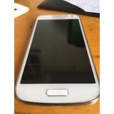Samsung Galaxy S4 Mini Duos Branco Bom Seminovo