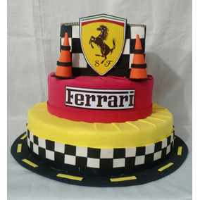 Ferrari Falsa Carro - Arte e Artesanato no Mercado Livre Brasil 115f2e6efd0