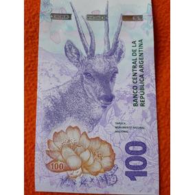 Nuevo Billete De 100 Pesos Año 2018 Taruca Monumento Natural