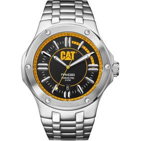 Cat Watches Navigo 44mm Mecanism Suizo A114111127 Diego Vez