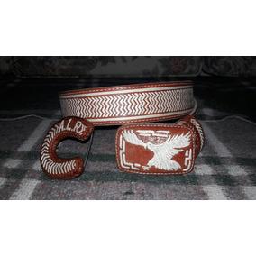 Cinturon De Pita Original Trabajo Especial Hecho A Mano