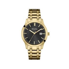 542f2b2381a Relogio Bulova Feminino Dourado Menor Pre O - Relógios De Pulso no ...
