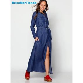 Vestidos Largo En Jeans Para Dama - Ropa y Accesorios en Mercado ... f0d76f9947e6