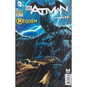 Batman #18 Os Novos 52 Ed. Panini Loja De Coleções