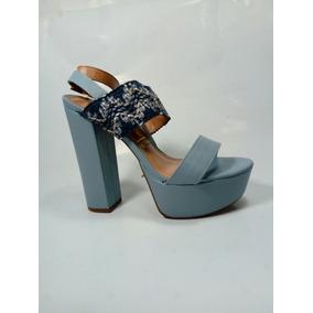 Zapatos Vizzano Celeste Cielo .super Còmodos.con Plataforma da9bf83c00e0