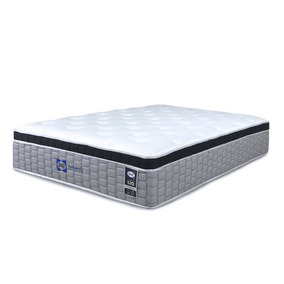 Colchon Le Marine Matrimonial Mas Box Memory Foam Visco Gel