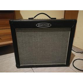 Amplificador Kustom Quad 65w Con Efectos