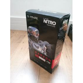 Placa Video Sapphire Rx 470 Nitro 4gb Edition 11256-10 Hdmi