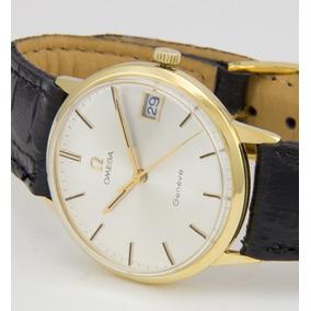 1daec21df1e Relogio Omega Geneve Ouro 18k - Relógios no Mercado Livre Brasil