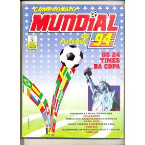 dee7b40771 Album Copa 94 - Álbuns de Futebol Completos no Mercado Livre Brasil