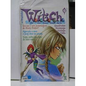 5 Revistas Witch As Bruxinhas Nº 6 / 9 / 12 / 14 / 18