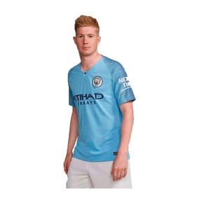 Nueva Camiseta Del Manchester City Titular 2019 Excelente