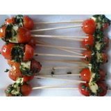 Catering Lunch Gourmet 10/15 Personas. Finger Food. Deluxe