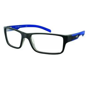Armação Oculos Grau Hb Masculino - Óculos no Mercado Livre Brasil f892ddc511