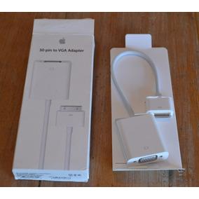 Adaptador Apple 30-pin To Vga Original Nuevo