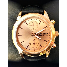 Reloj Kenneth Cole Nuevo Original Caballero Cobre