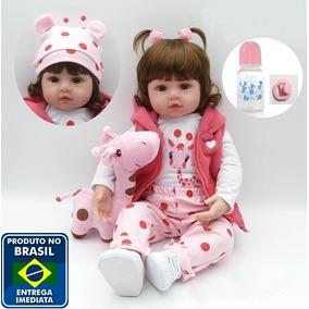 bb4acb938 Boneca Parecida Com Bebe Reborn - Bonecas Reborn no Mercado Livre Brasil