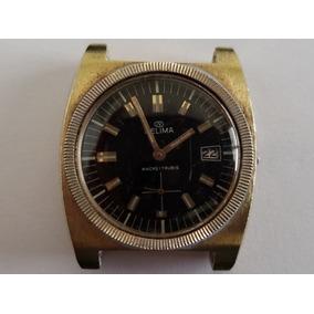 840a644c6f9 Relógio Antigo Corda Nelima - Relógios no Mercado Livre Brasil