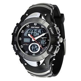 Relógio Mormaii 7870m 8k Preto E - Relógios De Pulso no Mercado ... 5762e0140b
