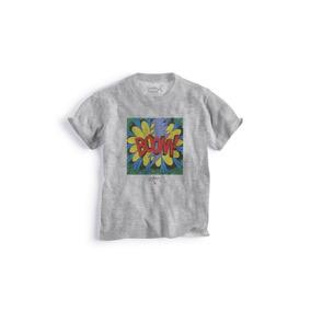 Camiseta Mini Boom Verde Reserva Mini