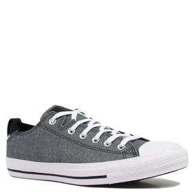 Tênis Converse Chuck Taylor All Star Jeans Preto | Zariff