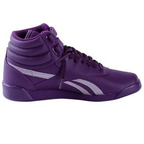 Zapatillas Reebok Freestyle Hi Su-bd1474- Reebok