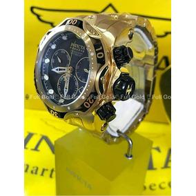 6647e0edbbf Invicta Venom Preto - Relógio Invicta Masculino no Mercado Livre Brasil