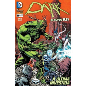 Dark (novos 52) 2 Ao 16 Completo