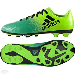Tacos Adidas X 16.4 - Tacos y Tenis Césped natural Adidas de Fútbol ... 4b76f300e203d