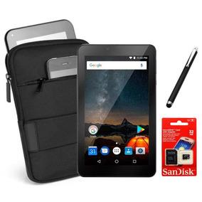 Tablet Celular 3g + Capa & Caneta Cartão 32gb Garantia 1 Ano