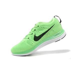 hot sales eeee7 185f0 Zapatillas Nike Flyknit Lunar 3 Para Damas.