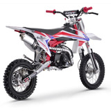 Mini Moto Cross Mxf 100cc Partida Elétrica Jota Mini Motos