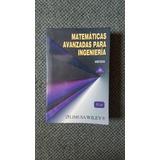 Matemáticas Avanzadas Para Ingeniería - E. Kreyszig