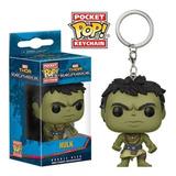Funko Pop! Keychain: Marvel - Casual Hulk (21772)