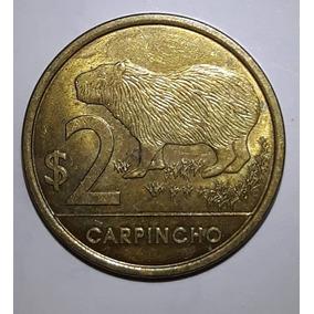 Lote 068; Moeda 2 Carpincho - 2011 E 2012 (lote Completo).