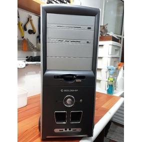 Gabinete Goldship Completo Computador Hd, Dvd, Usb Placa Mãe