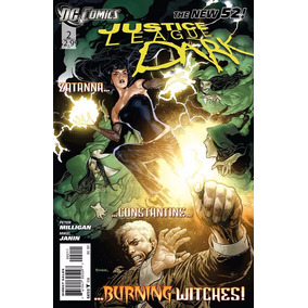 Dc Justice League Dark - The New 52 - Volume 2