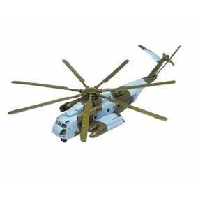 Helicoptero Ch-53 Super Stallion Escala 1/72 Motor Max