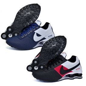 deca035ab63 Tênis Nike Shox Deliver Kit 2 Pares Original Masculino