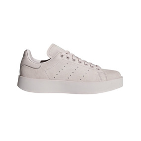 Zapatillas adidas Originals Stan Smith Bold W Mujer Gr/rv