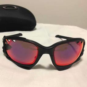 Oculos Oakley Racing Jacket Iridium - Óculos no Mercado Livre Brasil 13bc7f9b5d
