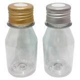 20 Frasco Plástico Cristal Pet 60ml Tampa Difusor C/ F Far